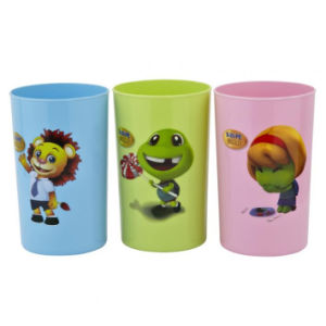 Free Samples Heat Transfer Foil for Plastic Drink Cups pictures & photos