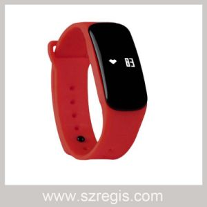 """0.49""""Screen Mini GPS Tracker Bluetooth Smart Bracelet Support Android / Ios pictures & photos"""