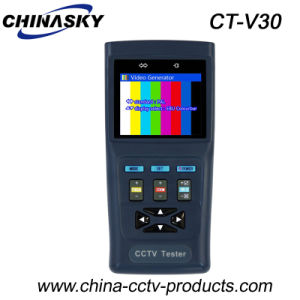 "2.8"" CCTV PTZ Camera Tester with Digital Zoom (CT-V30) pictures & photos"