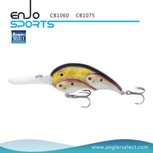 School Fish Deep Diving Lure Fishing Tackle with Bkk Treble Hooks pictures & photos