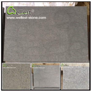 China Natural Grey Basalt/Bluestone/Lava Stone Sandblasted Basalt Tile for Floor/Wall pictures & photos