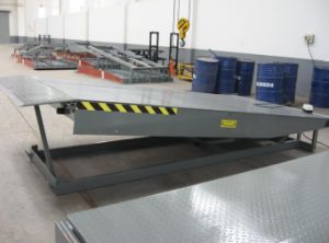Mechanical Dock Leveler pictures & photos