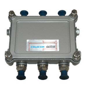 5-Way Outdoor Splitter 5-100MHz