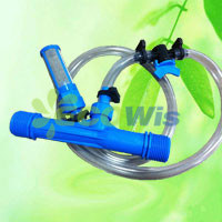 Agricultural Irrigation Venturi Fertilizer Injector pictures & photos