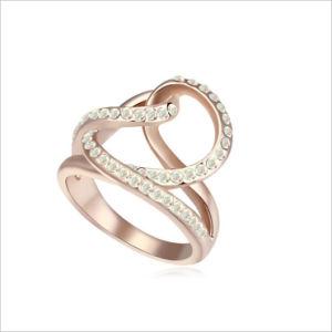 VAGULA Shiny Rhinestone Design Fashion Ring pictures & photos