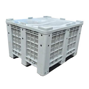 HDPE Made 1200X1000X760mm Storage Plastic Pallet Bin/Box pictures & photos