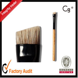 Eyebrow Brush Make up Eye Brush Pony Hair with Wood Handle pictures & photos