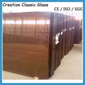 5mm Bronze Float Glass, Bronze Tinted Glass, Breonze Glass 3300*2140mm pictures & photos