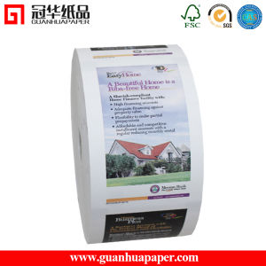 SGS Thermal Cash Register Paper Roll pictures & photos
