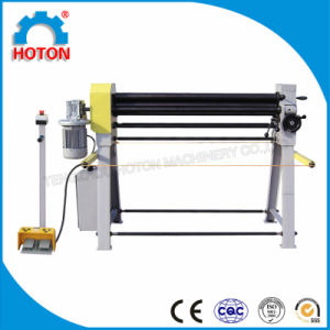 Electric Metal Sheet Slip Rolling Machine (ESR1300X1.5 ESR1020X2) pictures & photos