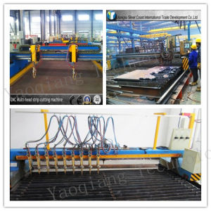 Professional Cutting Machine Stainless Steel Plate Cutting Machine pictures & photos