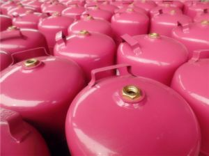 3kg LPG Cylinder for Nigeria Market pictures & photos