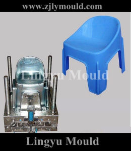 Plastic Injection Mould for Children Stool with Armrest (LY160819)