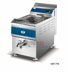 Hef-779L 12lts Table Top Electric Deep Fat Fryer on Made-in-China pictures & photos