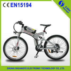 2015 Green Power Folding 26 Inch Mountain Bike pictures & photos