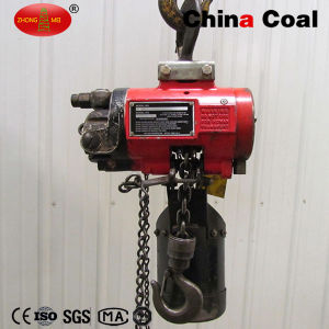 High Quality 500kg Construction Min Electric Winch Hoist pictures & photos