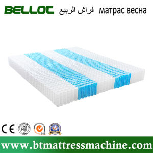 Roll Packed Pocket Spring Units for Mattress pictures & photos