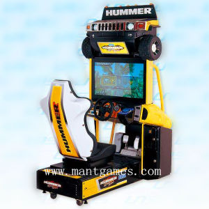 China Product Wholesale Hummer Arcade Game Machine (MT-1018) pictures & photos