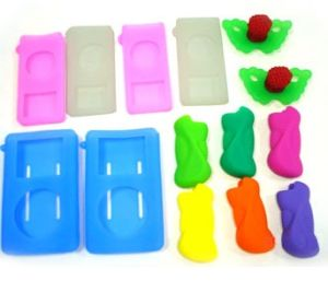 Molded Silicone Rubber Parts (SMC-036) pictures & photos