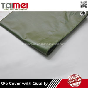 High Quality Flame Resistant PVC Laminated Fabric Tarpaulin pictures & photos