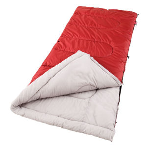 Retangular Cotton Camping Sleeping Bag pictures & photos