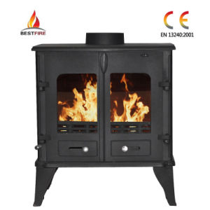 Country Style Cast Iron Stove