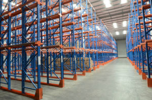CE Approved Warehouse Pallet Style Drive-in Storage Rack pictures & photos