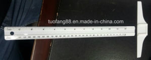 30cm 60cm Acrylic Plastic T-Ruler pictures & photos