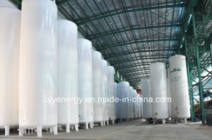 Lox\Lin\Lar\LNG\Lco2 Liquid Storage Tank with Perlite Insulation pictures & photos