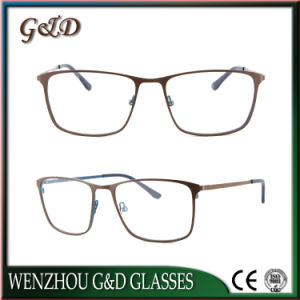 High Quality Metal Optical Frame Eyewear Eyeglass 52-072 pictures & photos