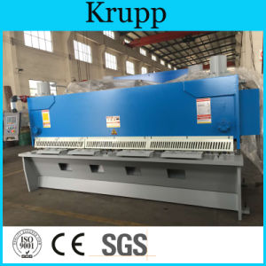 Hydraulic Guillotine Shears for Cutting 16mm Steel