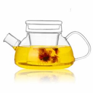 Nordic Pot Flower Tea Pot, Coffee Pot Glass Pitcher pictures & photos