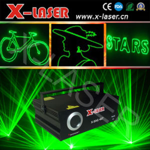 3W Sigle Green Animation Laser Light pictures & photos