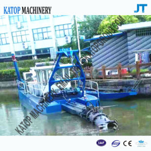 Mini Portable Dredger for City River Dredging Mud Dredger pictures & photos