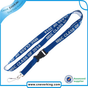 Polyester Custom Printed Airbus Lanyard pictures & photos