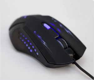 2400 Dpi Gaming Mouse with 7 Color Lighted, Msg-009A pictures & photos