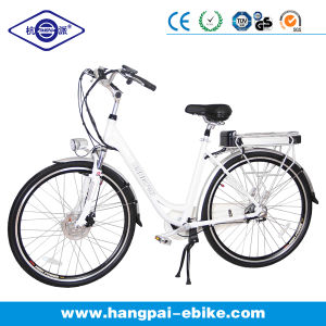 En15194 Approved Front Drive 700C Electric Bike (HP-E700)