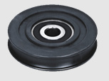 Jinlin Plastic & Nylon Elevator Pulley pictures & photos