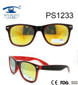 New Arrival Hot Sale Plastic Sunglasses (PS1233) pictures & photos