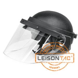 Police Tactical Anti Riot Helmet ISO Standard pictures & photos