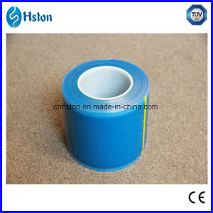 Transparent and Blue Barrier Film pictures & photos