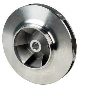 Cast Stainless Steel Impeller with ISO 9001: 2008 (OEM) pictures & photos