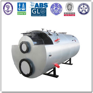 Marine Combined Oil-Fired Exhaust-Gas Boiler pictures & photos