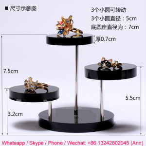 Hot Sale Eco-Friendly Acrylic Jewelry Display Stand pictures & photos