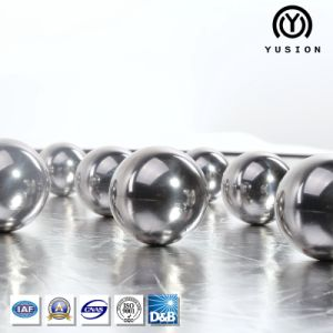 Yusion Low Carbon Steel Ball (G50-G1000 / HRC55-HRC59) pictures & photos