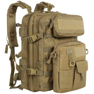 Mutil-Functional Molle Military Camouflage Tactcial Sports Camping Bag Backpack pictures & photos