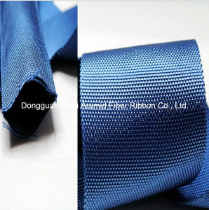 Nylon 6.0cm Blue Hollow Ribbon for Telescopic Pipe pictures & photos