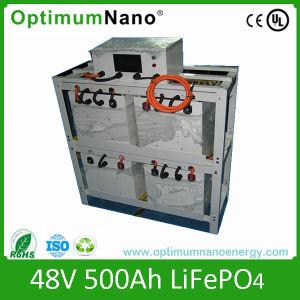 Optimum 48V 500ah LiFePO4 Battery for Communication Station Energy Storage pictures & photos