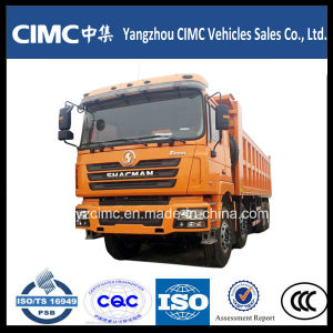Shacman 8X4 F3000 Rear Heavy Dump Truck pictures & photos