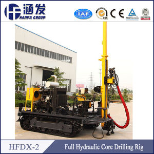 Hfdx-2 Wire Line Hydraulic Diamond Core Drilling Rig pictures & photos